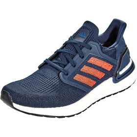 adidas Ultraboost 20 Zapatillas Hombre, collegiate navy/solar red/royal blue